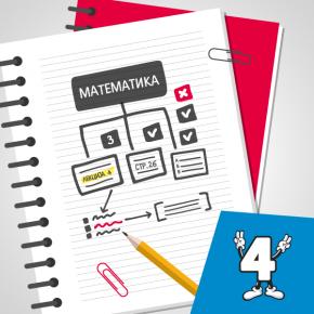 Математика 4 - Мапа на наставни цели