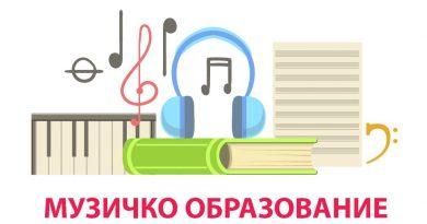 Музичко образование